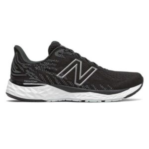 New Balance Fresh Foam 880v11 - Mens Running Shoes - Black/Cyclone