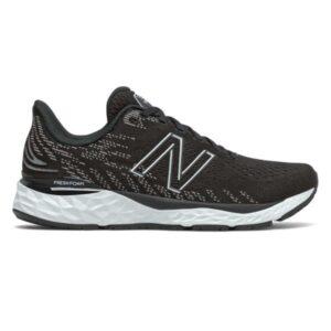 New Balance Fresh Foam 880v11 - Womens Running Shoes - Black/White