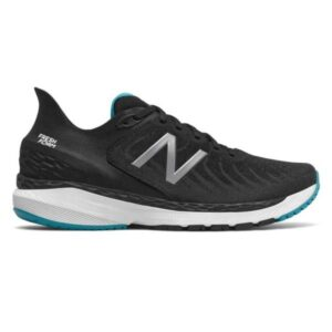 New Balance Fresh Foam 860v11 - Mens Running Shoes - Black/White/Blue