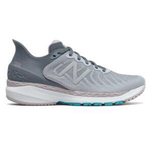 New Balance Fresh Foam 860v11 - Womens Running Shoes - Light Cyclone/Logwood