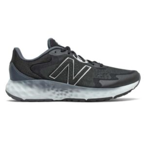 New Balance Fresh Foam Evoz - Mens Running Shoes - Black/White