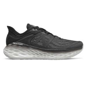 New Balance Fresh Foam More v2 - Mens Running Shoes - Black/Magnet