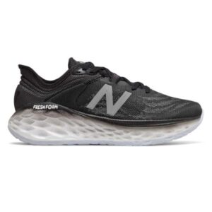 New Balance Fresh Foam More v2 - Womens Running Shoes - Black/Magnet