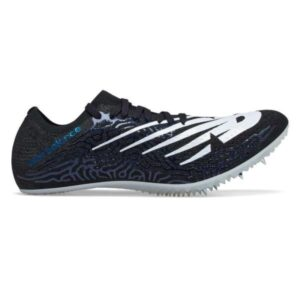 New Balance Sigma Aria - Mens Sprint Track Spikes - Black/White
