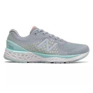 New Balance Fresh Foam 880v10 - Womens Running Shoes - Light Slate/Bali Blue