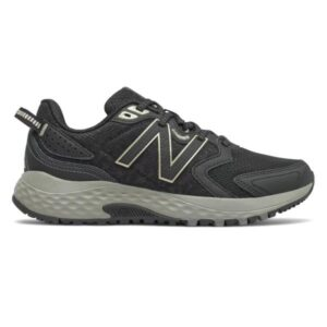 New Balance Trail 410v7 - Womens Trail Running Shoes - Black/Rose Water/Citrus Punch/White Mint