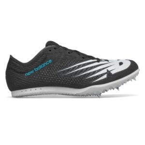 New Balance MD 500v7 - Womens Middle Distance Track Spikes - Black/White