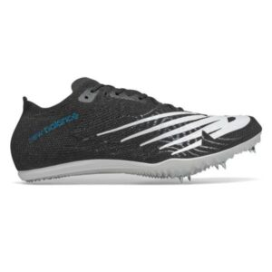 New Balance MD 800v7 - Womens Middle Distance Track Spikes - Black/White