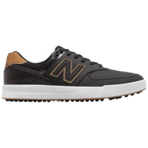 New Balance 574 Greens - Mens Golf Shoes - Black