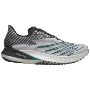 New Balance FuelCell RC Elite - Mens Running Shoes - White/Black