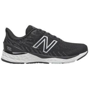 New Balance Fresh Foam 880v11 - Kids Running Shoes - Black/White