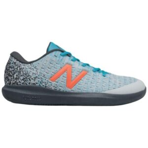 New Balance FuelCell 996v4 Mens Tennis Shoes - Blue/Navy/White