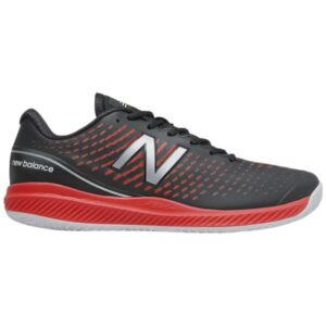 New Balance 796v2 Mens Tennis Shoes - Black/Velocity Red