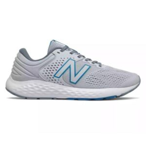 New Balance 520v7 - Mens Running Shoes - Grey/White