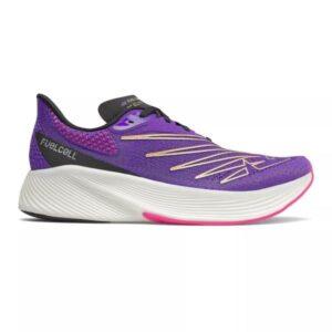 New Balance FuelCell RC Elite v2 - Mens Running Shoes - Deep Violet/Black