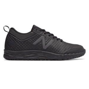New Balance Slip Resistant Fresh Foam 806 - Mens Work Shoes - Black