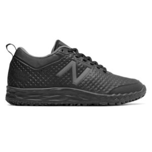 New Balance Slip Resistant Fresh Foam 806 - Womens Work Shoes - Black