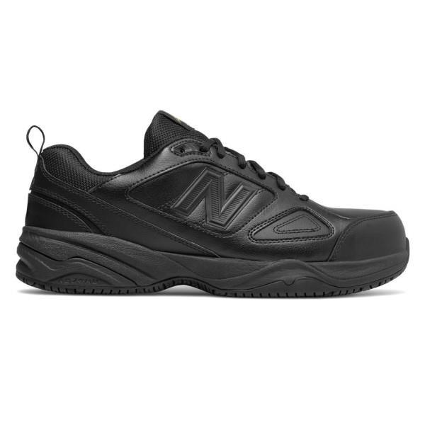 New Balance Steel Toe 627v2 - Mens Work Shoes - Black