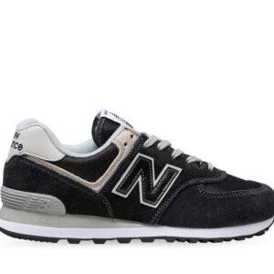 New Balance Mens 574 Black