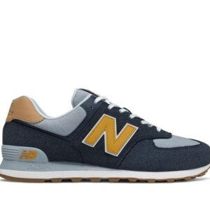 New Balance Mens 574 Outer Space (075)