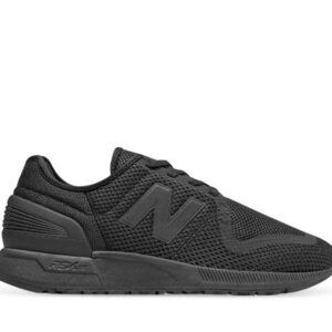 New Balance Mens 247S Triple Black