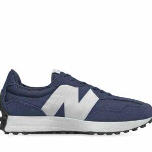 New Balance Mens 327 Natural Indigo