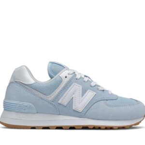 New Balance Womens 574 Blue (400)