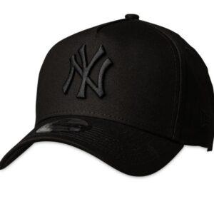 New Era 9Forty New York Yankees Black