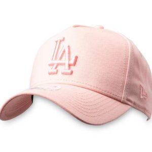 New Era Womens 9Forty LA Dodgers Cap Pink