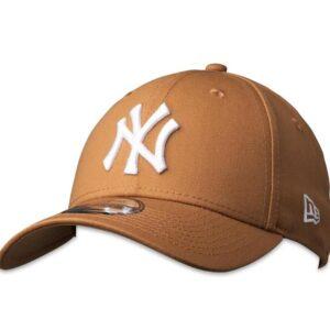 New Era 9Forty NY Yankees Wheat