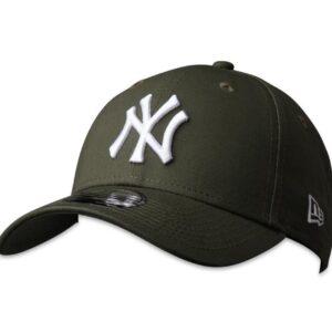New Era 9FortyCS NY Yankees Cap New Olive
