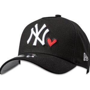 New Era 9Forty NY Yankees Cap Black