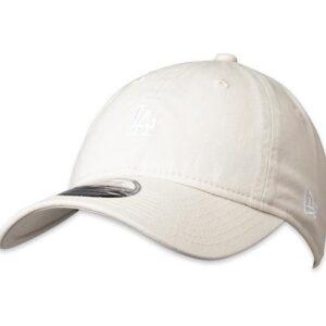 New Era 9TWENTY LA Dodgers Cap Grey