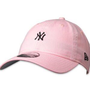 New Era 9TWENTY NY Yankees Cap Pink