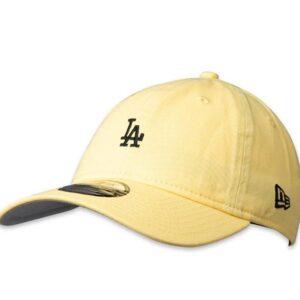 New Era 9TWENTY LA Dodgers Cap Yellow