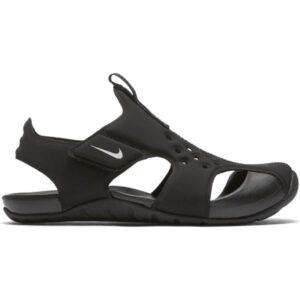 Nike Sunray Protect 2 PS - Kids Sandals - Black/White