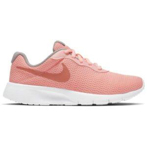 Nike Tanjun GS - Kids Sneakers - Pink Tint/Metallic Rose Gold