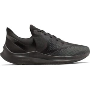 Nike Zoom Winflo 6 - Mens Running Shoes - Black/Anthracite