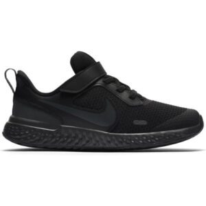 Nike Revolution 5 PSV - Kids Running Shoes - Black/Anthracite