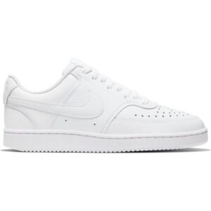 Nike Court Vision Low - Mens Sneakers - Triple White