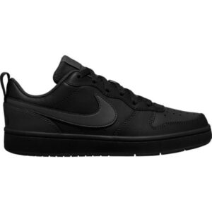 Nike Court Borough Low 2 GS - Kids Sneakers - Triple Black