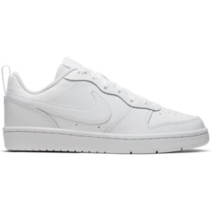 Nike Court Borough Low 2 GS - Kids Sneakers - Triple White