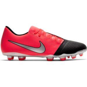 Nike Phantom Venom Club FG - Mens Football Boots - Laser Crimson/Metallic Silver