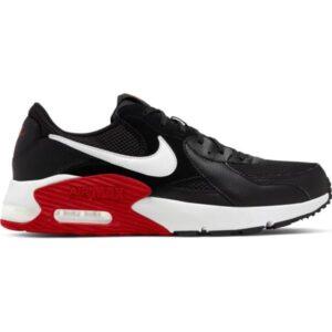 Nike Air Max Excee - Mens Sneakers - Black/White/University Red