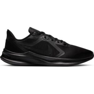 Nike Downshifter 10 - Mens Running Shoes - Triple Black/Iron Grey