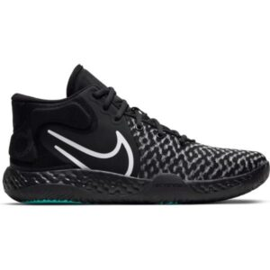 Nike KD Trey 5 VIII - Mens Basketball Shoes - Black/White/Aurora Green/Smoke Grey