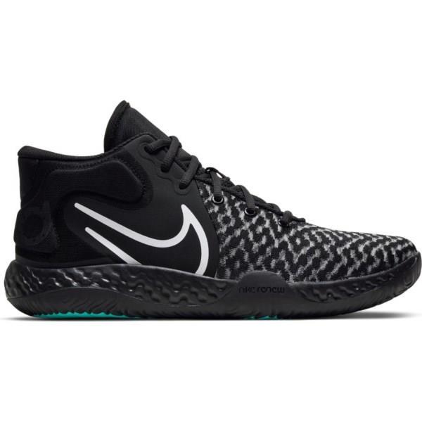 Nike KD Trey 5 VIII - Mens Basketball Shoes - Black/White/Aurora Green/Smoke Grey
