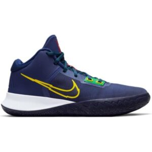 Nike Kyrie Flytrap IV - Mens Basketball Shoes - Blue Void/Speed Yellow/Deep Royal Blue