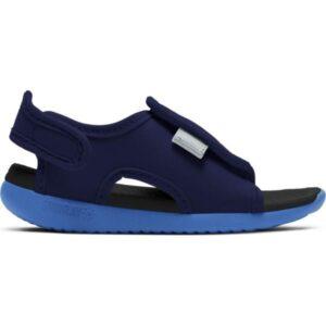 Nike Sunray Adjust 5 V2 - Toddlers Sandals - Blue Void/Pure Platinum/Signal Blue