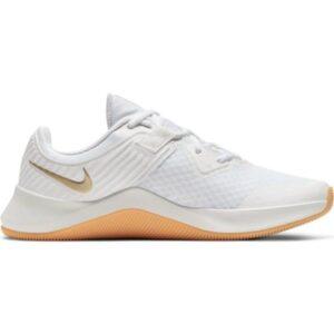 Nike MC Trainer - Womens Training Shoes - White/Metallic Gold Star/Platinum Tint